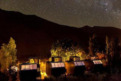 James Florio / Elqui Domos Elqui Domos Astronomical Hotel
