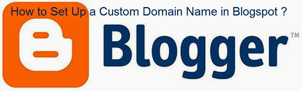 How to Set Up a Custom Domain Name in Blogspot : eAskme