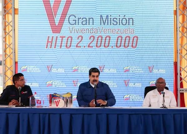 Sistema VeQR tendrá pestaña para registrar datos de la Gran Misión Vivienda Venezuela