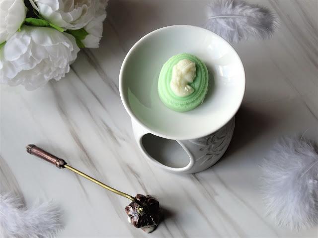 Avis Pistache Cream de Adélie et Cie blog bougie cocooning