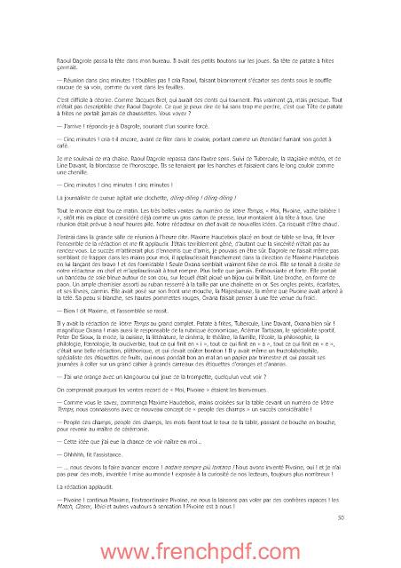 Roman: Interview d'une vache et scandale au palais par Jean-Marie Gourio PDF Gratuit