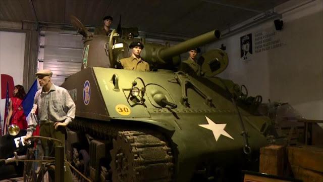 Subastan en Francia equipos militares de la II Guerra Mundial