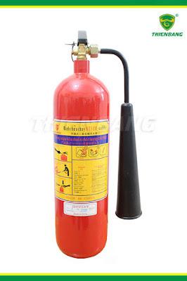 Bình chữa cháy MT3 an toàn cho doanh nghiệp