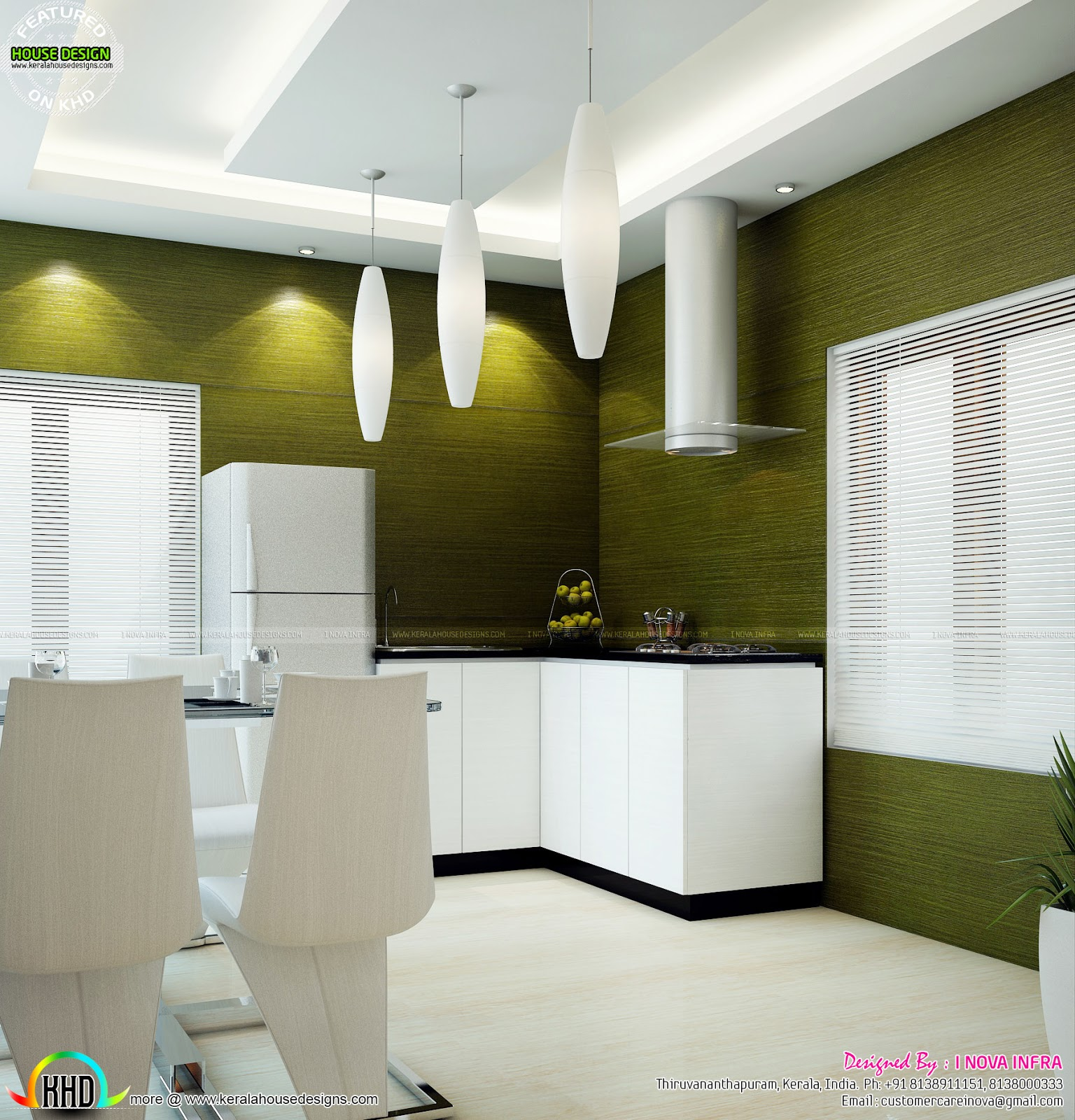 Kerala Home Design And Floor Plans: Home Interior Designs
