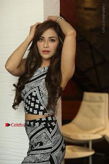 Telugu Actress Angela Krislinzki Latest Pos in Short Dress  0065.JPG