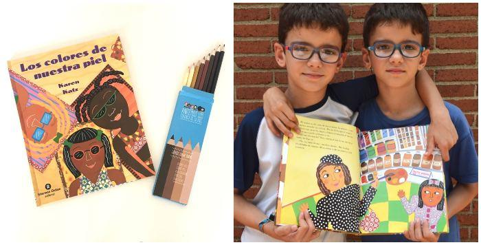 cuentos y libros infantiles con valores intermon oxfám los olores de nuestra piel