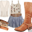 Post Especial Looks para o Fest Country