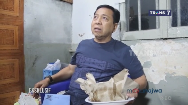 Siapa yang Bantu Novanto dan Nazaruddin Tempati Sel Palsu?