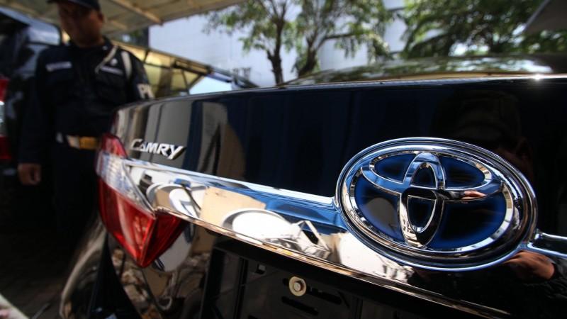 Toyota Camry, jenis mobil untuk SBY