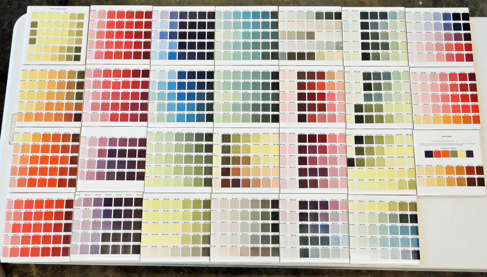 Color Chart Bathtub Reglazing Counter Top Refinishing And Ceramic Tile Mudfire Blogworks Decal Printer
