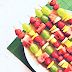 DIY: Ovocné špízy