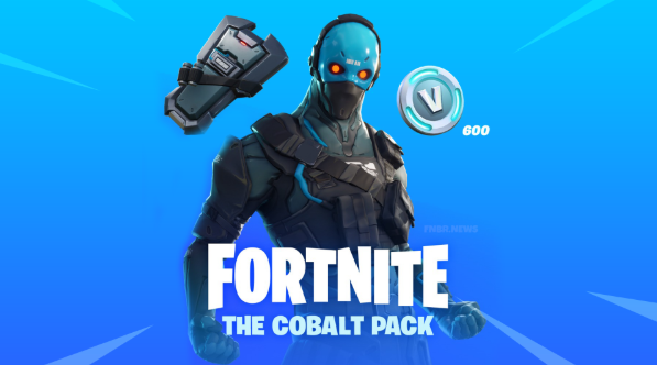the cobalt pack is now the fifth official starter pack to be released in fortnite joining a list that includes rogue agent wingman ace - fortnite rogue agent starter pack release date