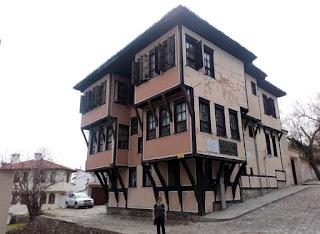 Plovdiv, Casa Lamartine.