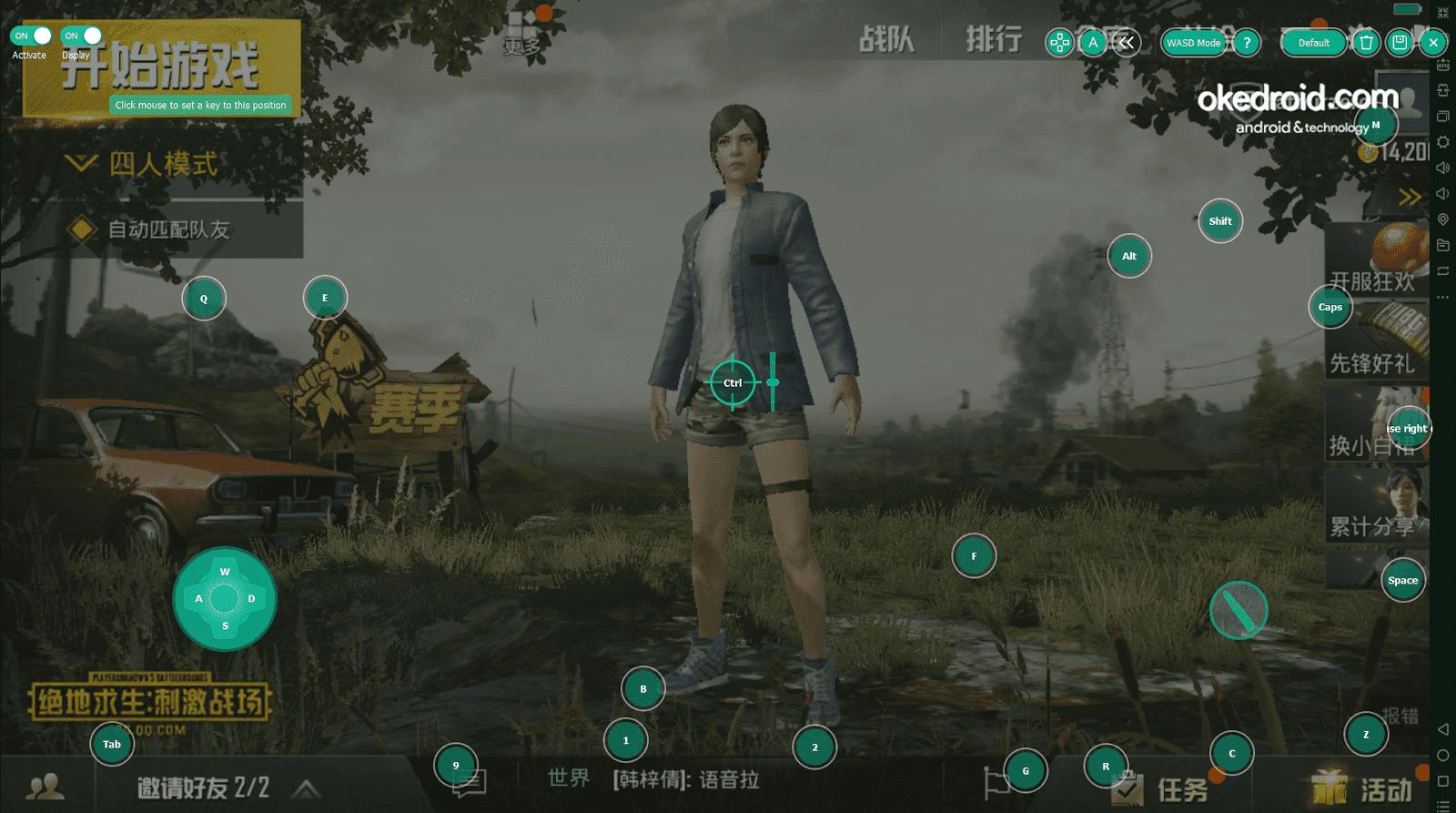 Tips Cara Main Game PUBG Mobile Versi China di PC atau ...
