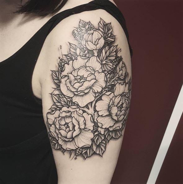 Floral Tattoos