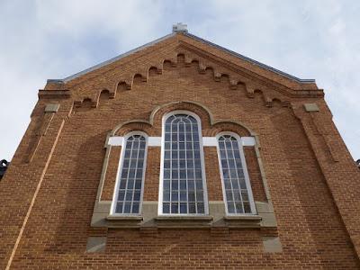 Ponteix, Saskatchewan, church, Catholic, French, historic