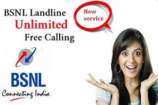 bsnl free calling