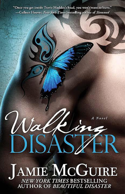 "News: Capa de ""Walking Disaster"", da autora Jamie McGuire 7"