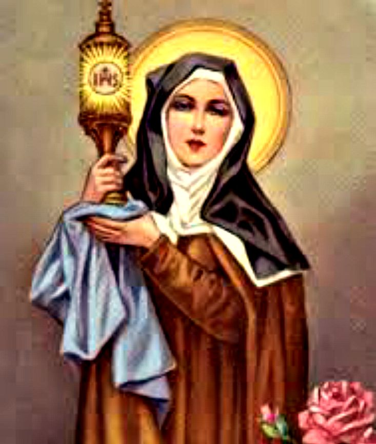 The Spirituality and Miracles of St. Clare of Assisi