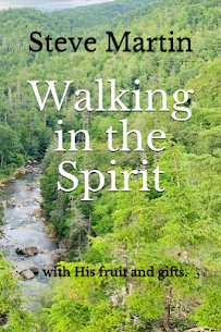 """Walking in the Spirit"" by Steve Martin"