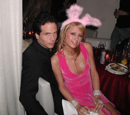 Rick Salomon Paris Hilton