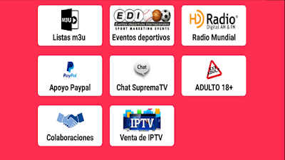 ITS NEW EXCLUSIVE IPTV APPLICATION WITH SPORT AND MORE CATEGORYS CHANNELS