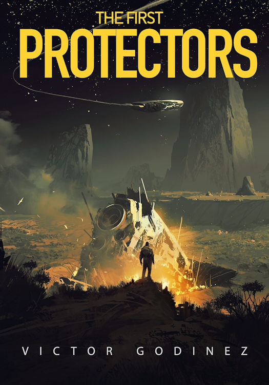 Interview with Victor Godinez, author of The First Protectors