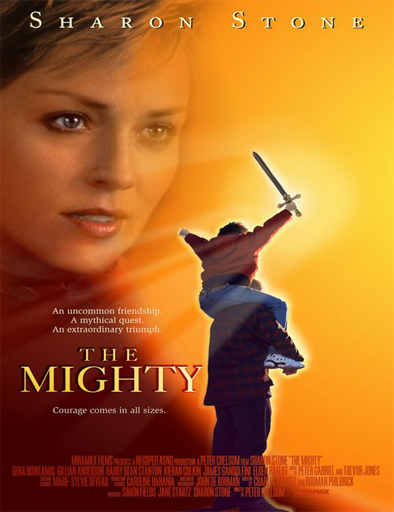 Ver El poderoso (The Mighty) (1998) Online