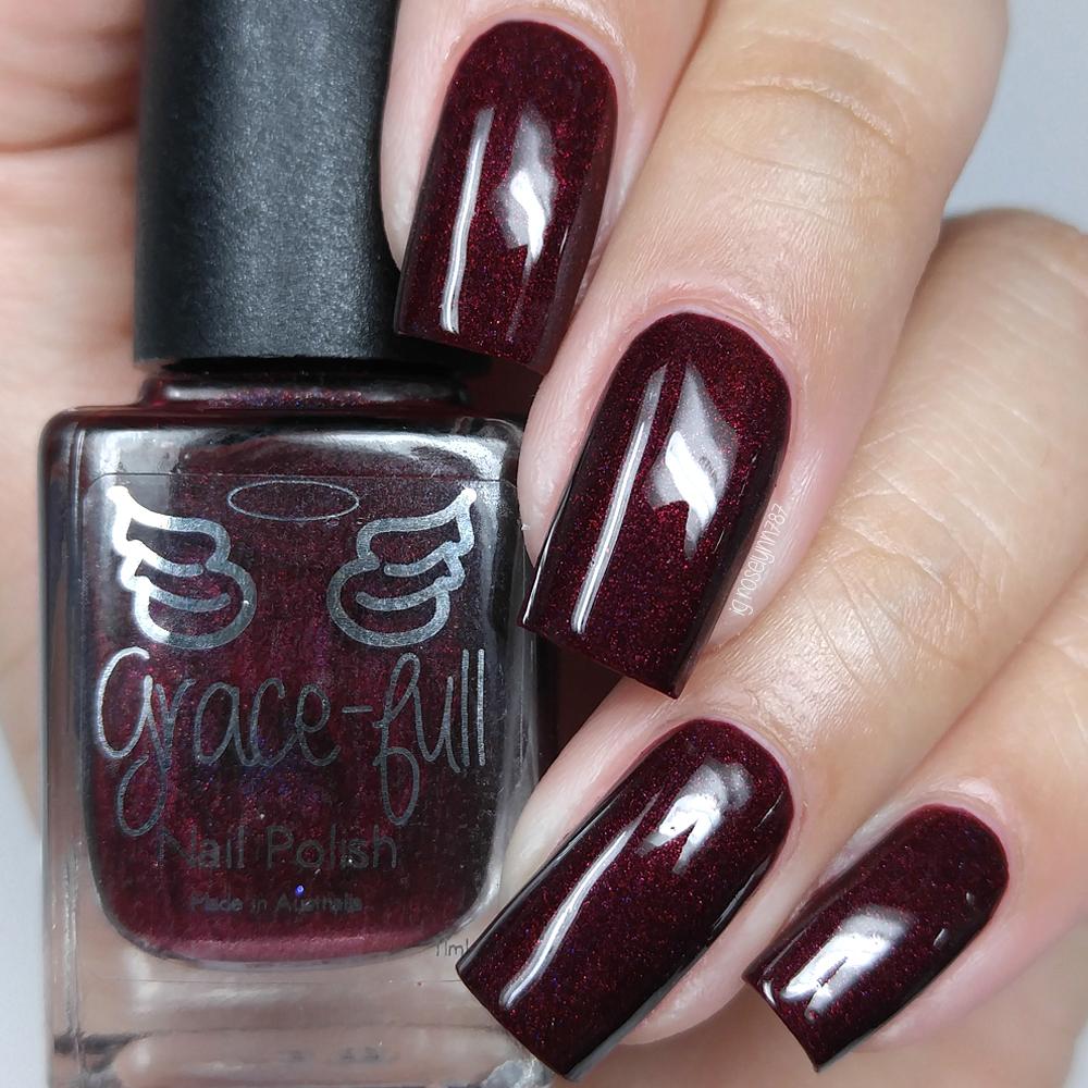 Grace-Full Nail Polish - Super Polish Girls Collection - Manicured ...