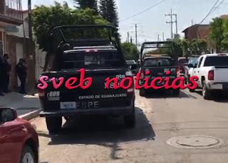 Ejecutan a dos hombres este Sabado en Irapuato Guanajuato