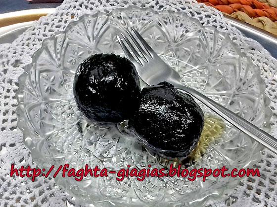 Καρυδάκι γλυκό του κουταλιού