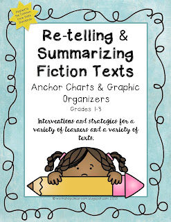 Re-telling and Summarizing Fiction