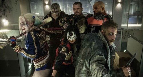 suicide squad Film superhero dc yang Memenangkan Oscar