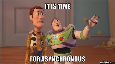 Asynchronous APIs Done Right | Distributed Thoughts