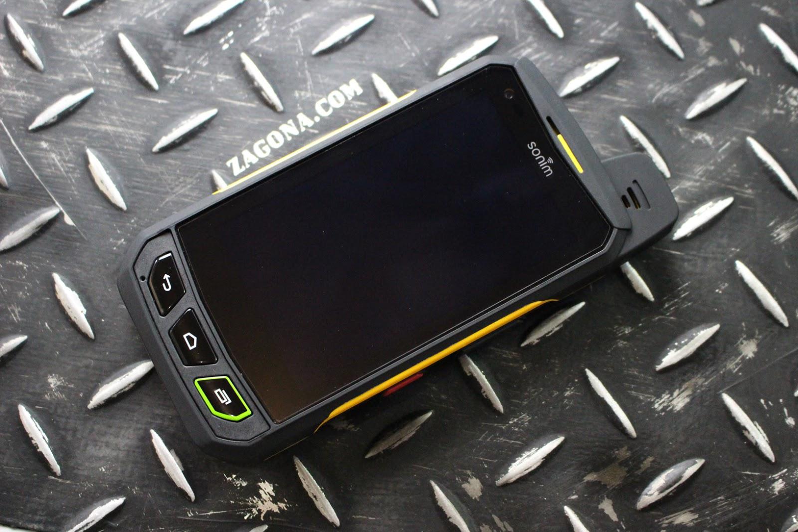 Handphone Outdoor Murah Sonim Caterpillar Hp Android Xp7 Second