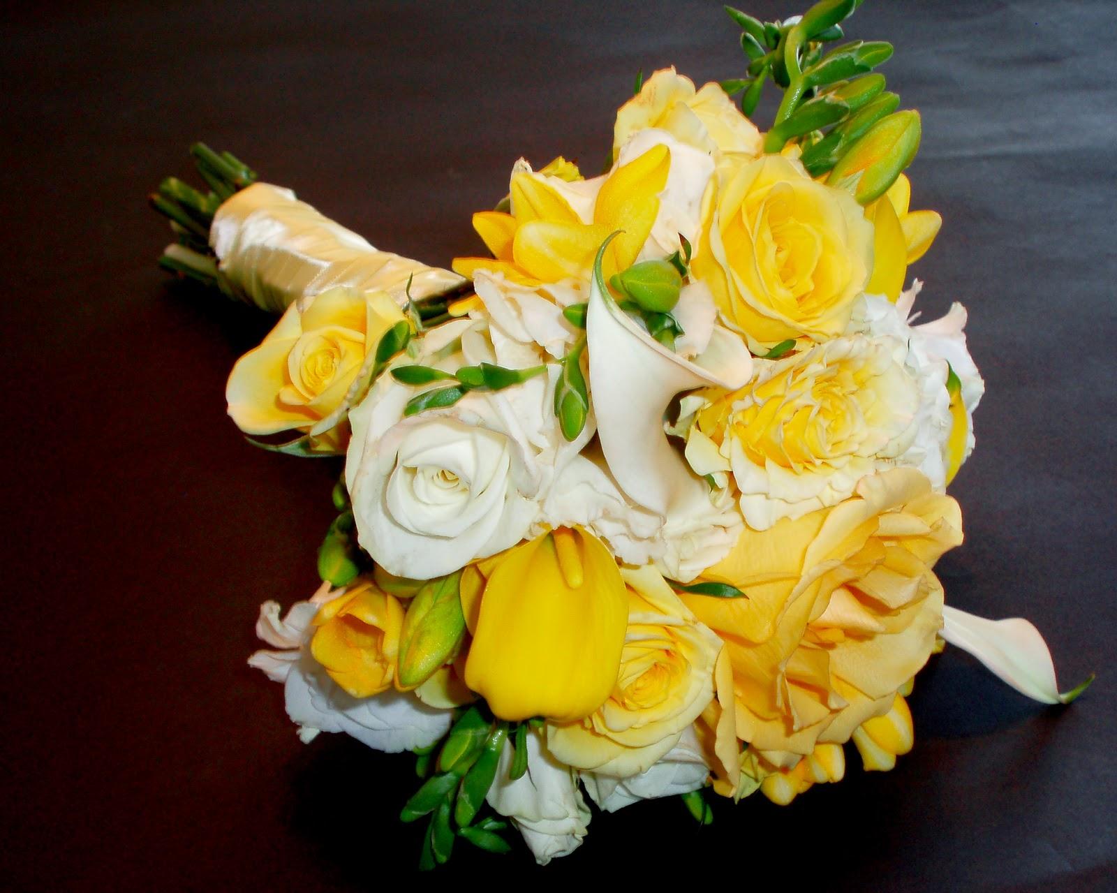 Wedding Yellow: The Flower Girl Blog: August 2010