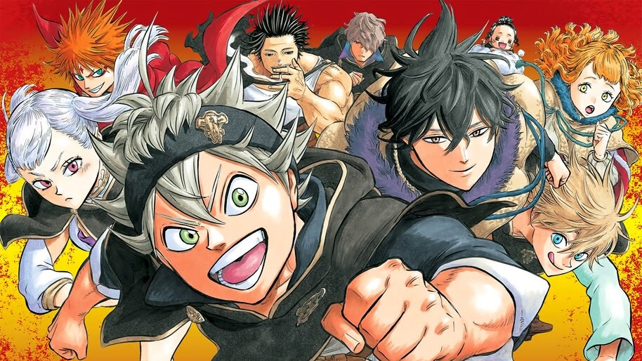 Black Clover, Characters, 4K, #6.855