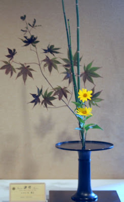 Pictures from an Exhibition, Ikebana, Royal Botanical Garden - September 2012 :: All Pretty Things