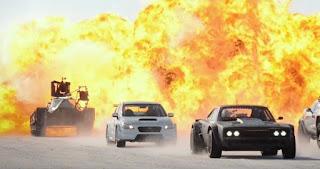 Fast Furious 8 Cars