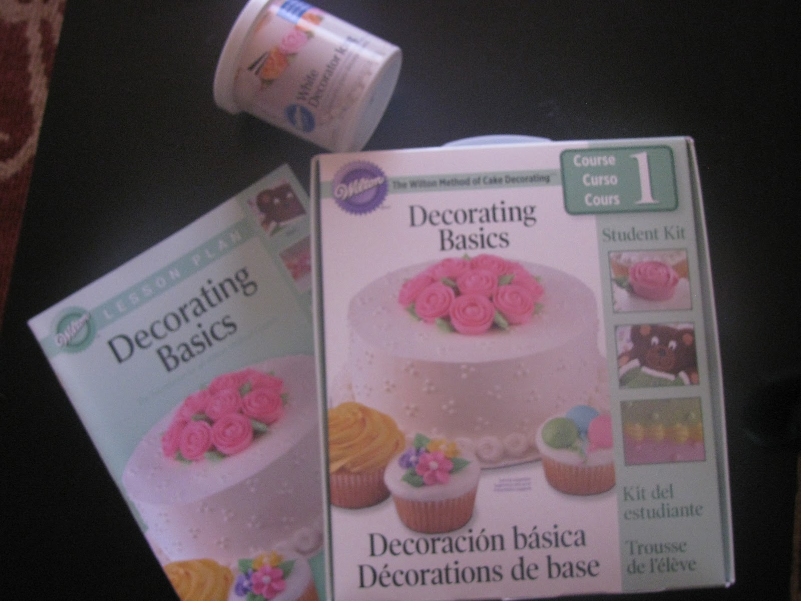 Cake Icing Tools Images