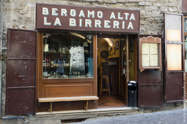 Visitar Bergamo viaje Italia diario