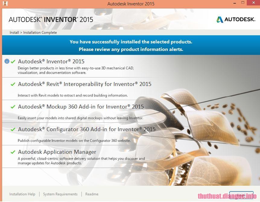 tải inventor 2015 full crack