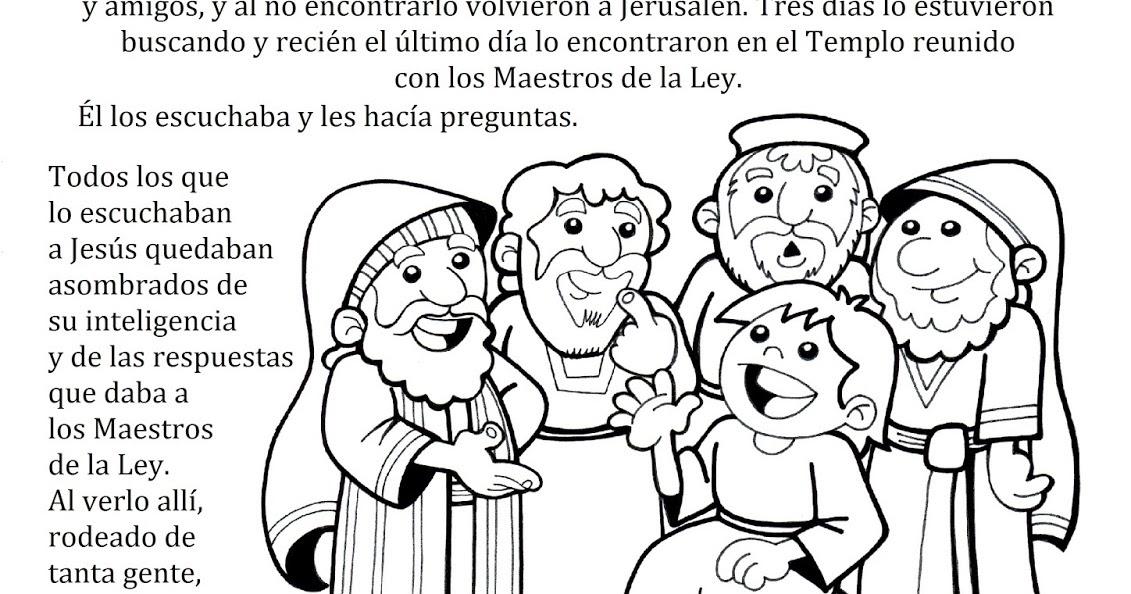 La Catequesis (El blog de Sandra): Recursos Catequesis el Niño Jesús ...
