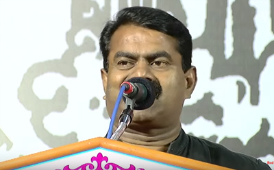 Seeman Attacks Jayalalithaa , Karunanidhi & Vijayakanth – Highlights