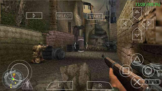download Call of Duty - Roads to Victory (Europe) Game PSP For ANDROID - www.pollogames.com
