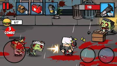 Jogo de matar zumbi apk mod