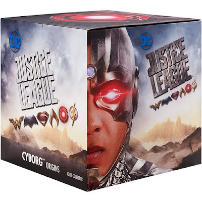 San Diego Comic-Con 2017 Exclusive Justice League Movie Cyborg Origins Action Figure by Mattel