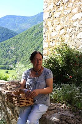 Les Aventurieres du gout - Kräuterwanderung