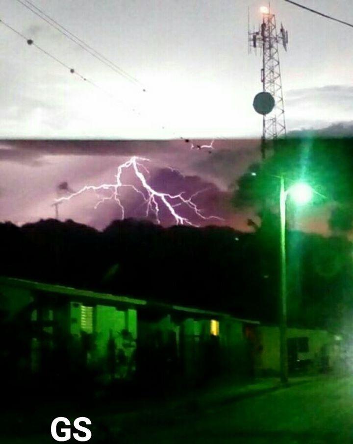 Onamet predice lluvias para gran parte del territorio nacional