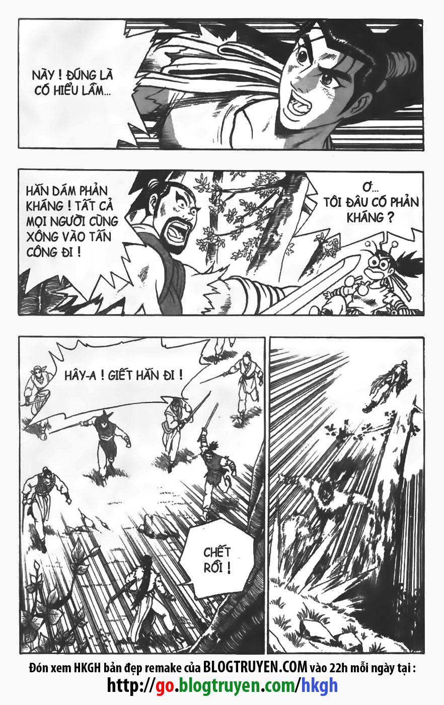 Hiệp Khách Giang Hồ Chap 084